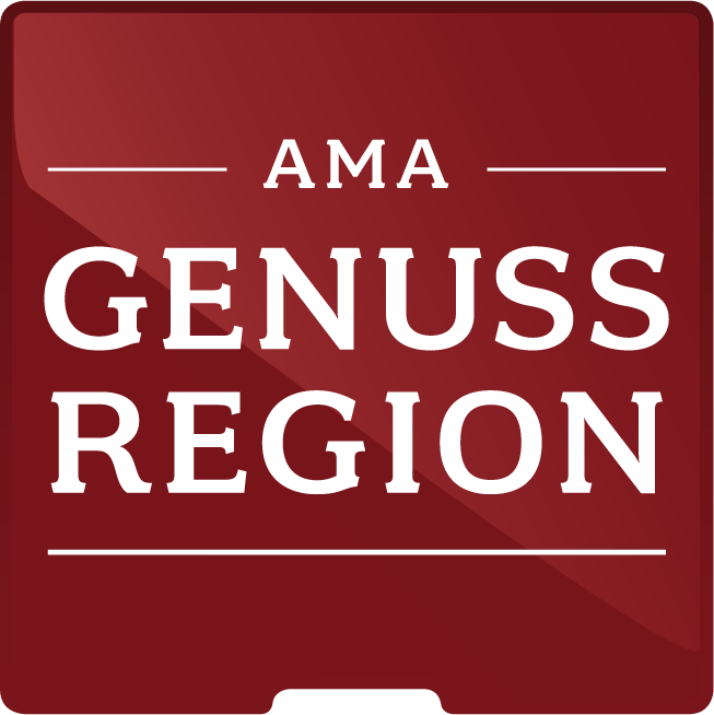 Logo AMA-Genussregion